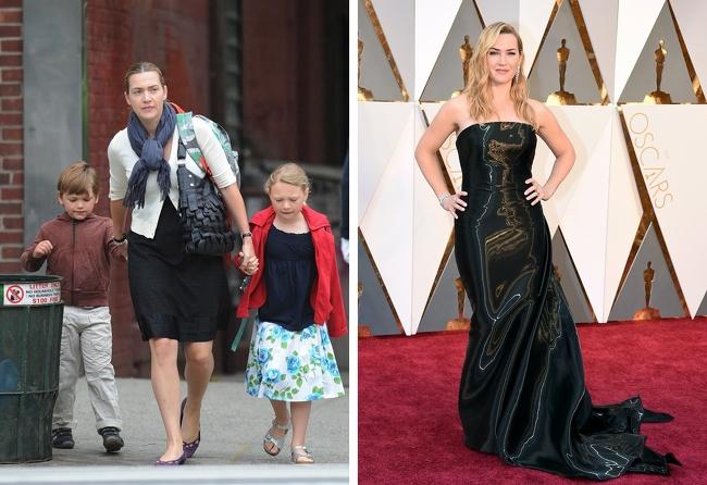 звездная подборка мама +с ребенком Джессика Альба фигуры фигура форма тела героин