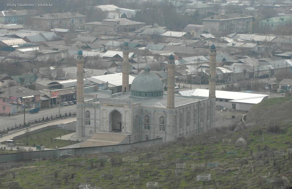 Мечеть Сулайман-Тоо