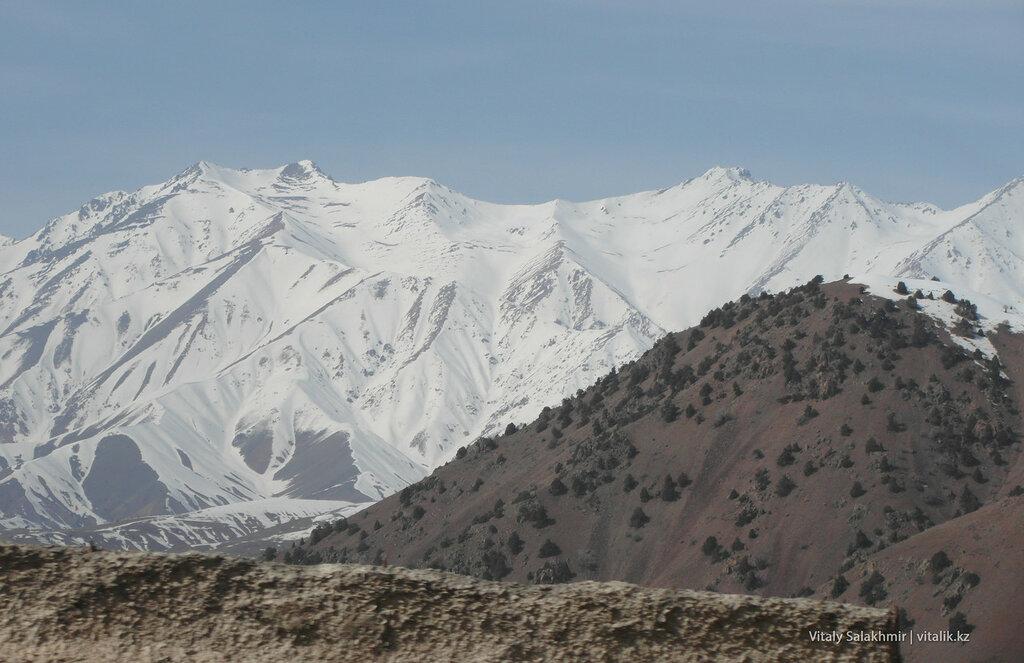 Горы Узбекистана 2018