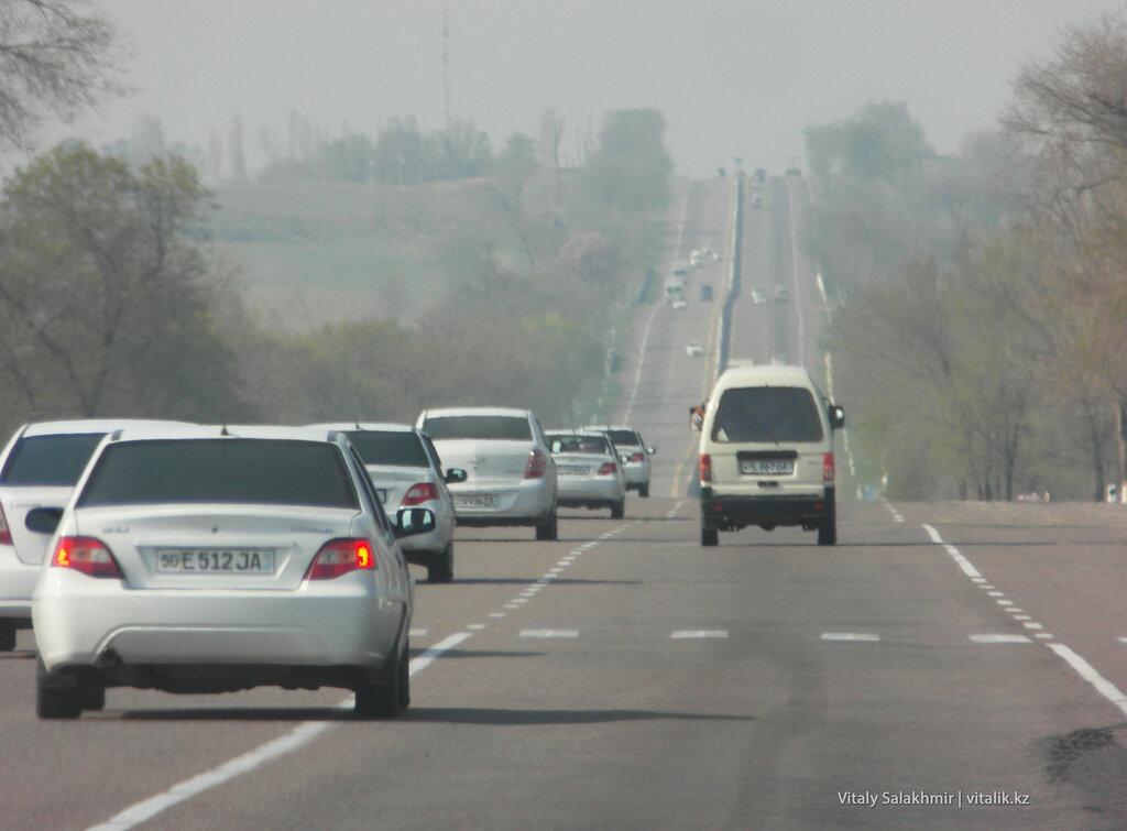Дорога в Ташкент 2018