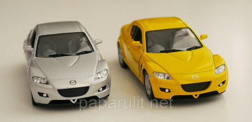 Машинка Kinsmart Mazda RX-8