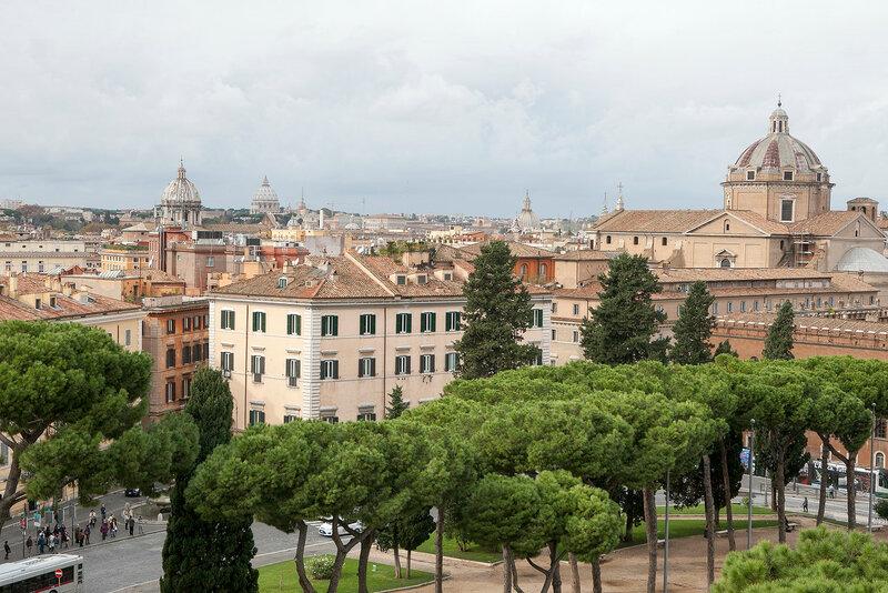 Imperial forum Rome