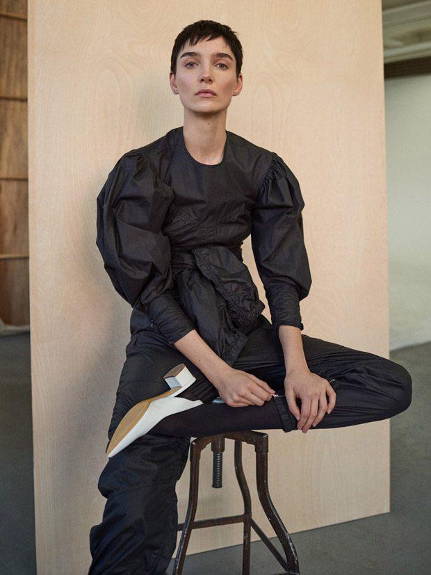 Janice Alida Stars in Harper's Bazaar Netherlands April 2018 Issue