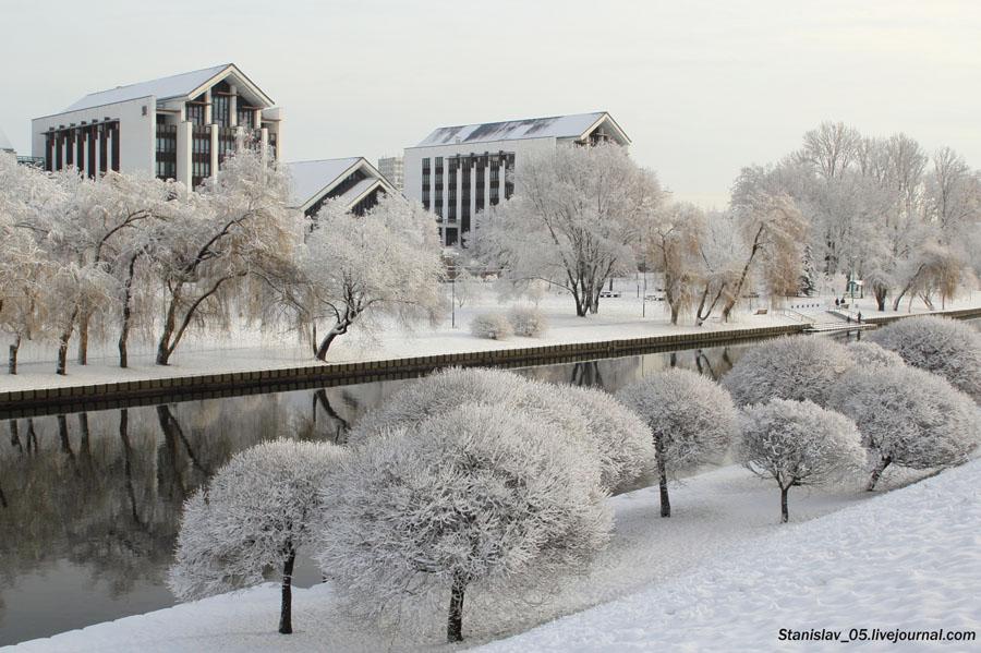 """Пекин"" в снегу-4"