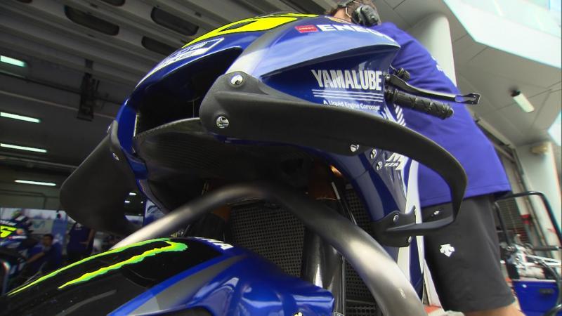 В MotoGP 2019 ужесточат правила для крыльев и обтекателей