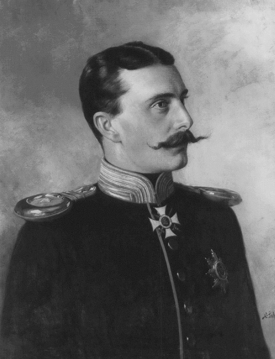 Prince Henry of Battenberg (1858-96).