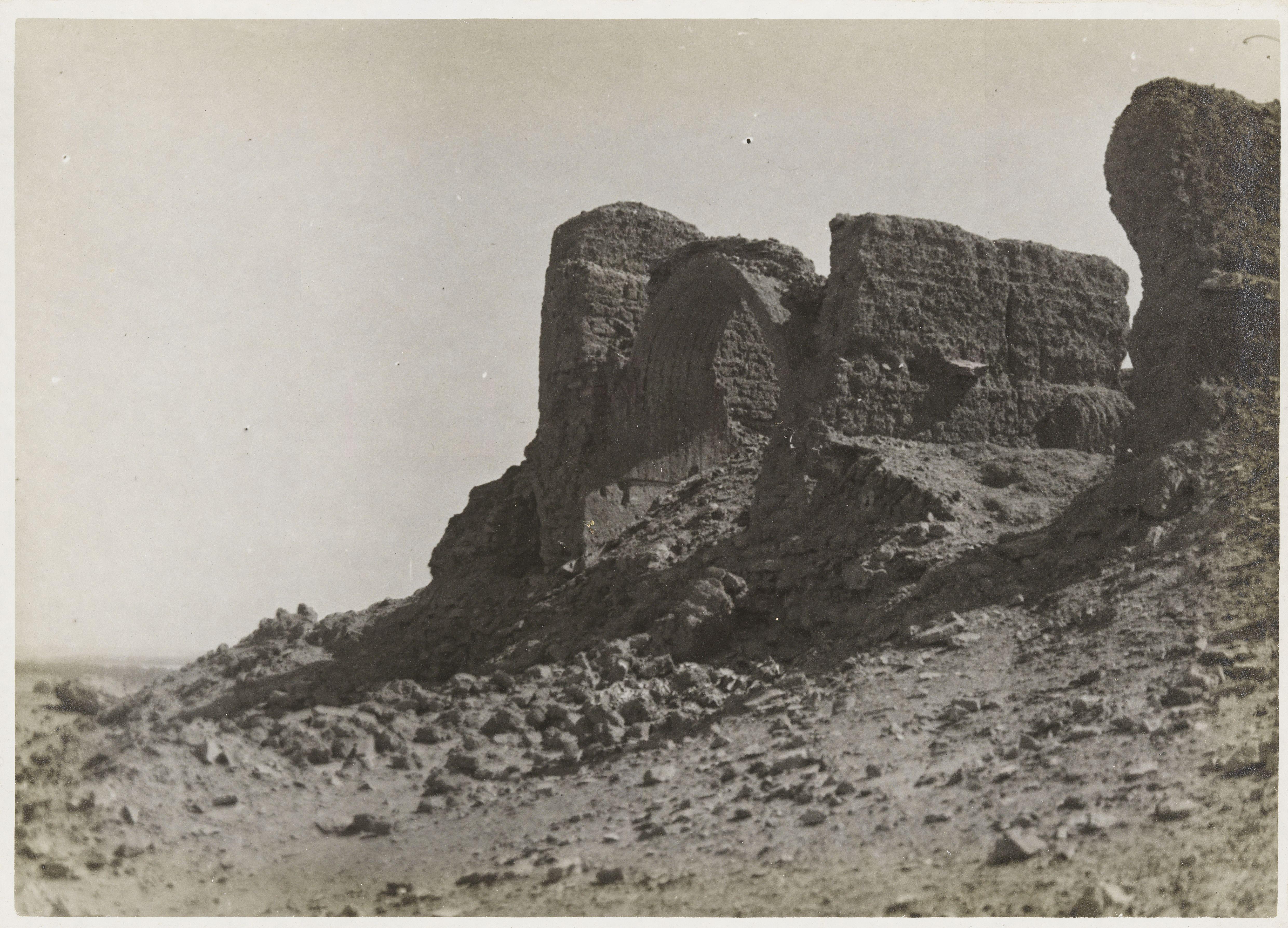 Ассуан. Руины монастыря Св. Симеона