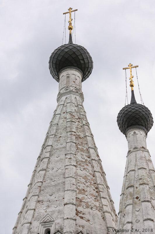 Успенская Дивная церковь Алексеевского монастыря