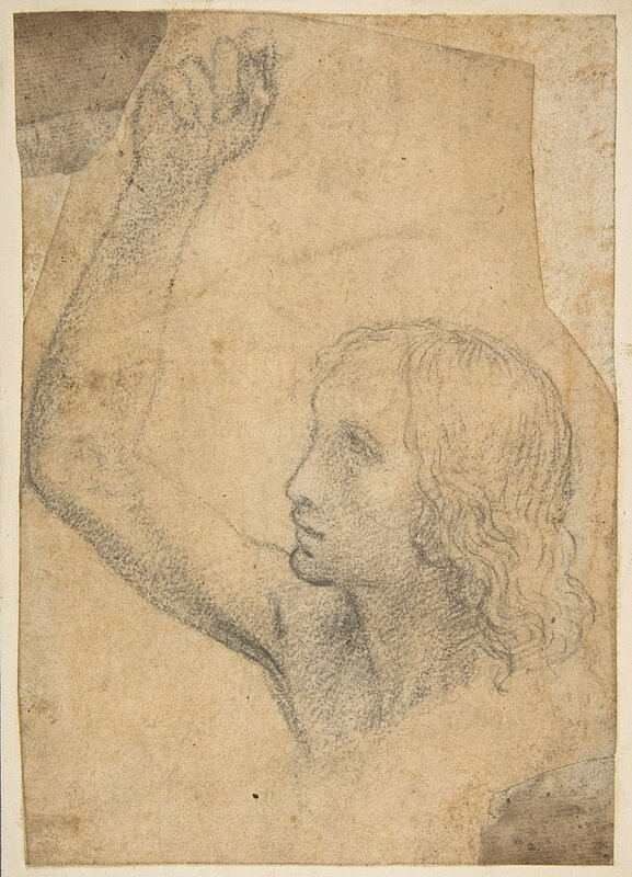 738px-Youth_with_Right_Arm_Raised_in_a_Shoulder-Length_Portrayal_(preparatory_study_for_St._Sebastian)_1515.jpg