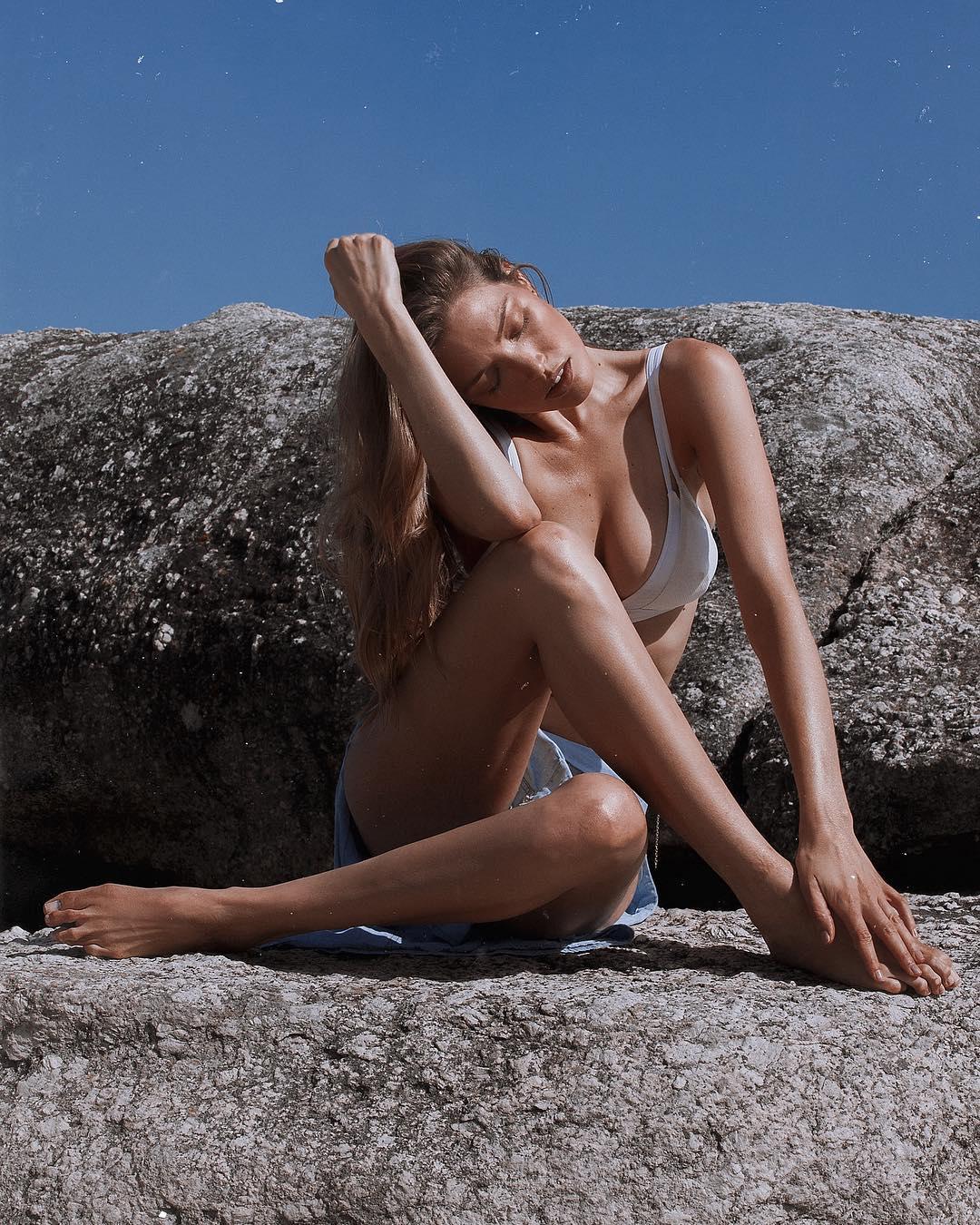 Сексуальные девушки на снимках Сиан Чапман