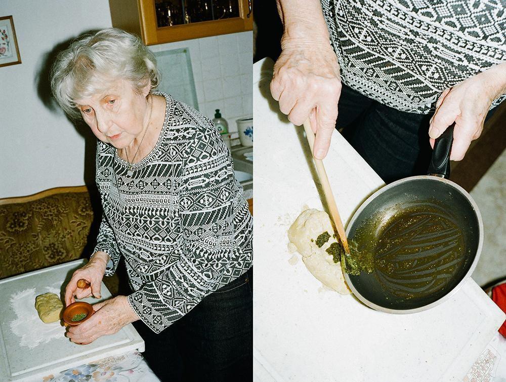 80-летняя немка регулярно стряпает печенье с коноплей