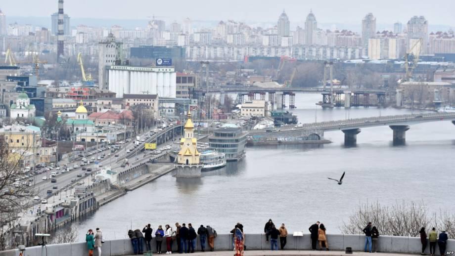 Киевсовет переименовал пять улиц и переулок