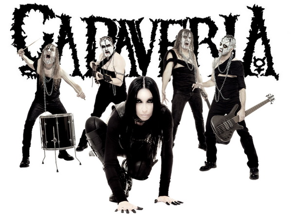 Cadaveria - Discography (2002-2016)