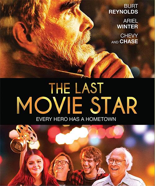 Последняя кинозвезда / The Last Movie Star (2017/WEB-DL/WEB-DLRip)