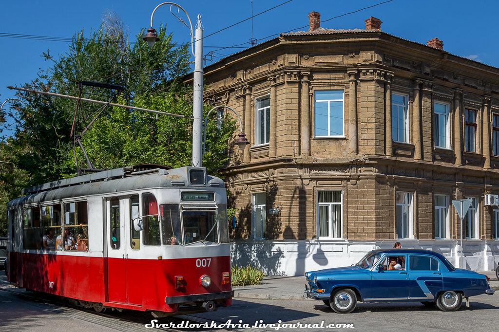 Евпатория, Gotha T57