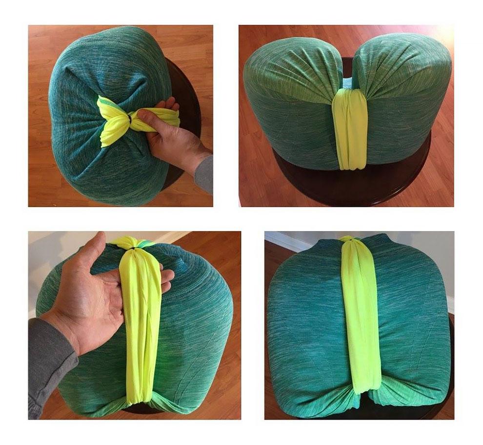 Поподушка — подушка в виде крепких женских ягодиц (7 фото)