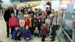 28 марта при поддержке фонда благих дел Быть добру было организовано посещение воспитанниками воскресной школы и многодетными семьями прихода храма Донской иконы Божией Матери г. Мытищи Москвариума, расположенного на территории ВВЦ (ВДНХ)