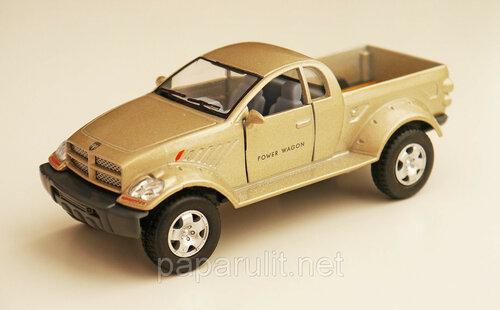Kinsmart Dodge Power Wagon