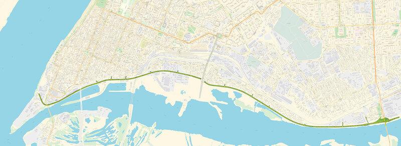 ППТ Южной обводной дороги