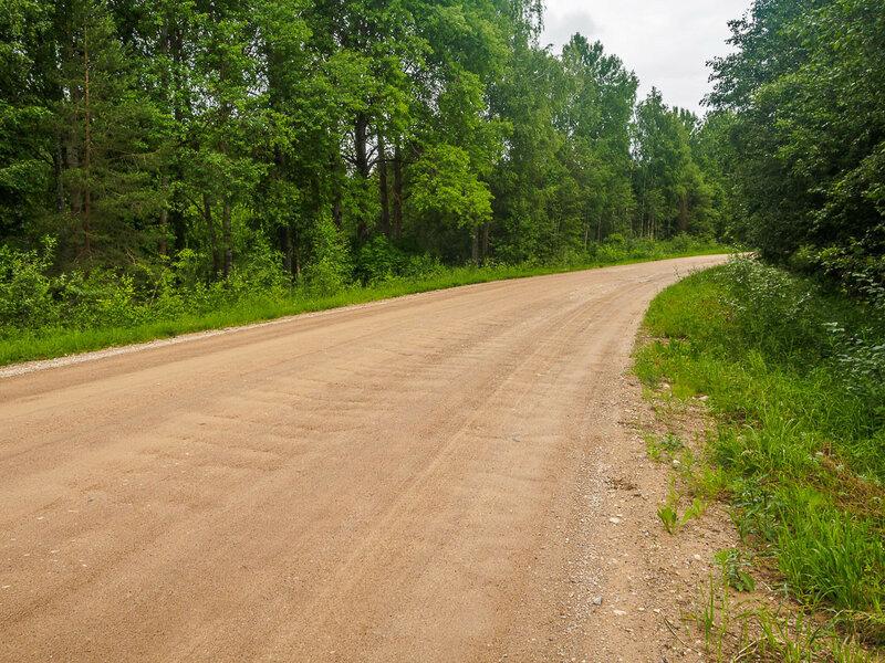и дорог без асфальта.