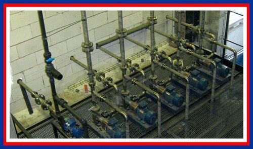 Монтаж и ремонт технологических трубопроводов и оборудования