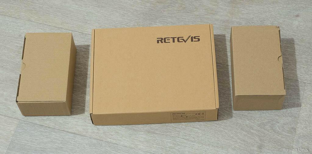 Retevis RT22