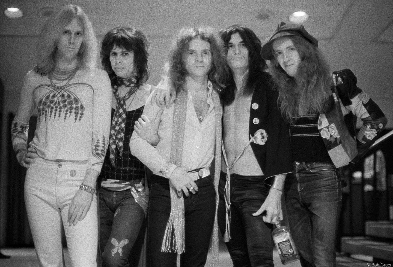 1973. «Aerosmith»