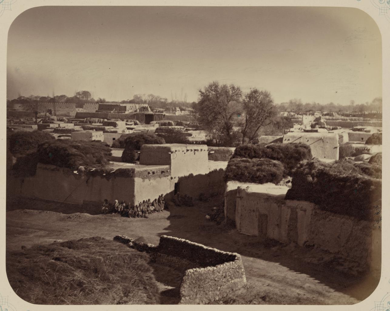Раватлык, часть города