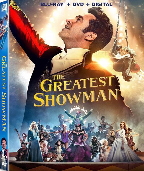 Величайший шоумен / The Greatest Showman (2017/BDRip/HDRip)