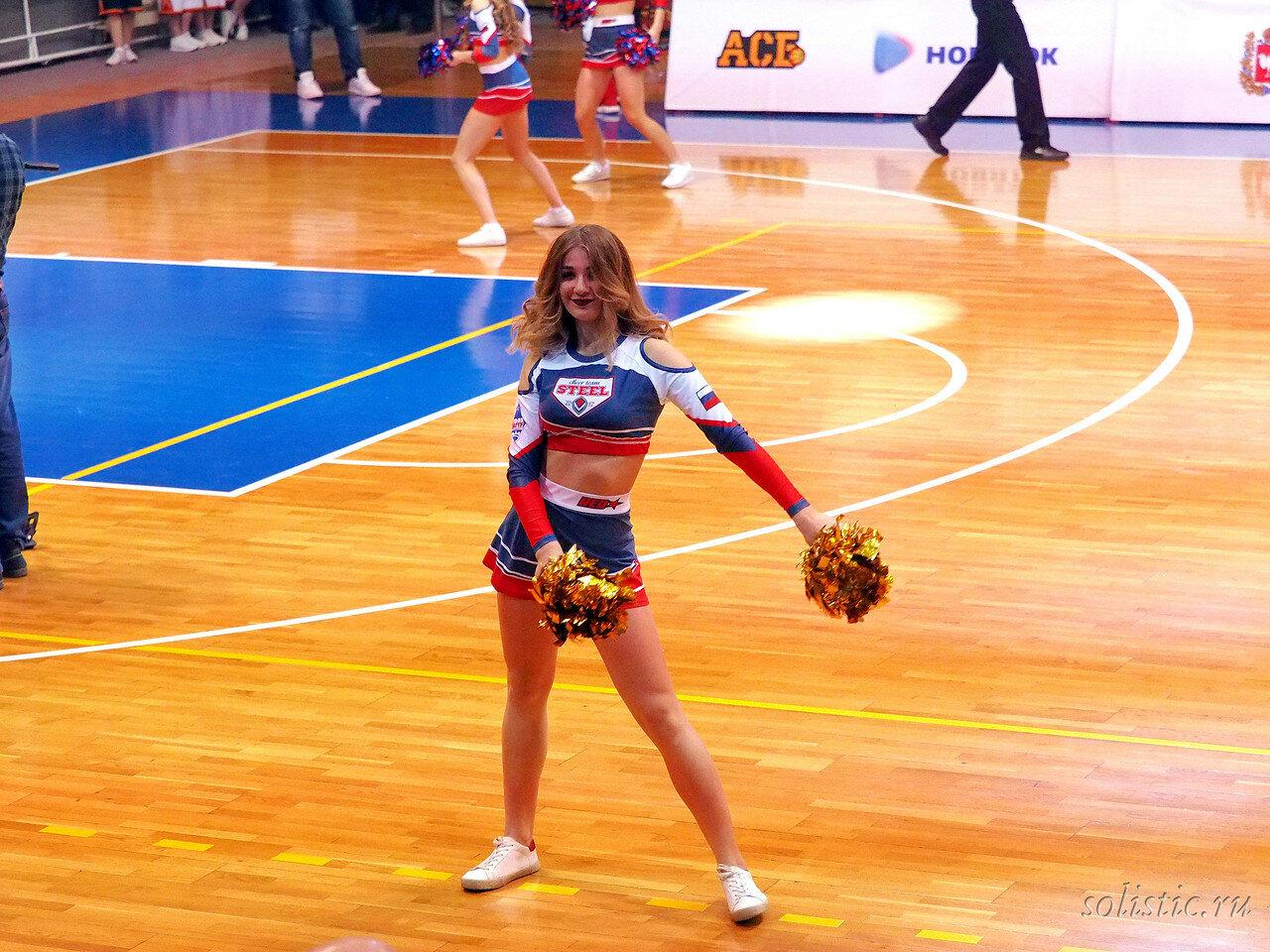 139 Матч звезд АСБ 2018 (ассоциации студенческого баскетбола)