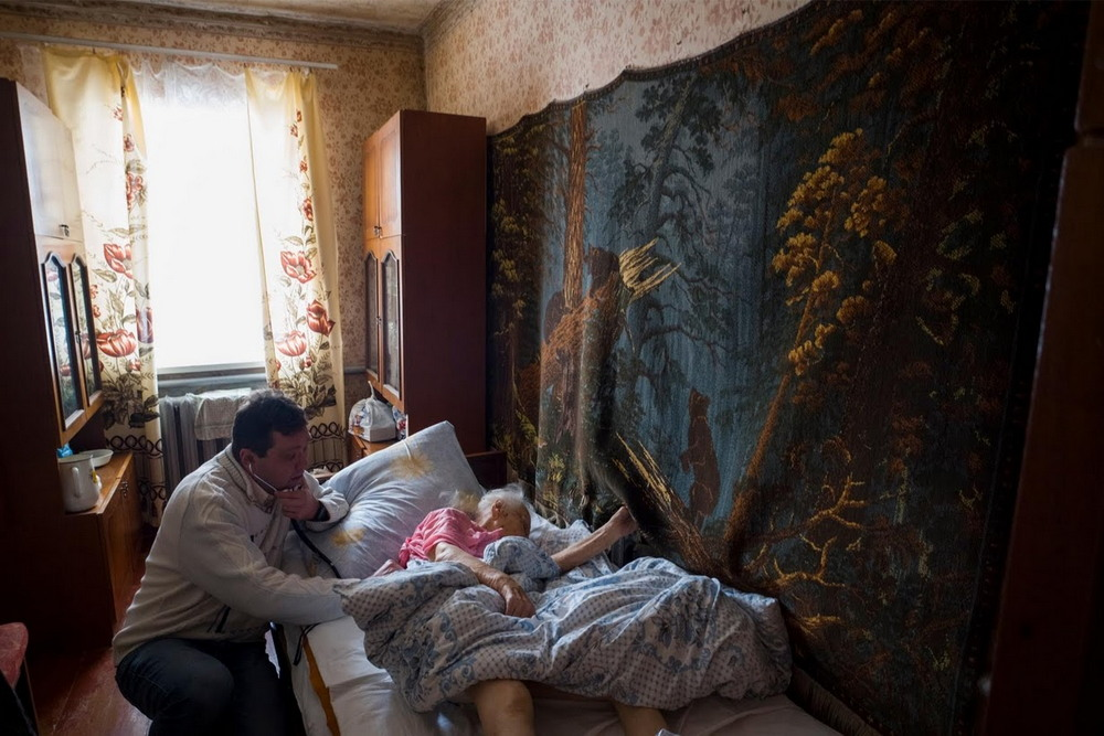 Украинский врач рассказал о плачевном состоянии системы здравоохранения
