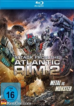 Attack from the Atlantic Rim 2: Metal vs. Monster (2018)