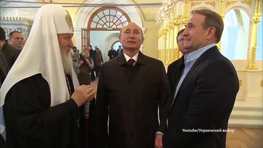 «Медведчук представляет в этом случае интересы России» – Котенко