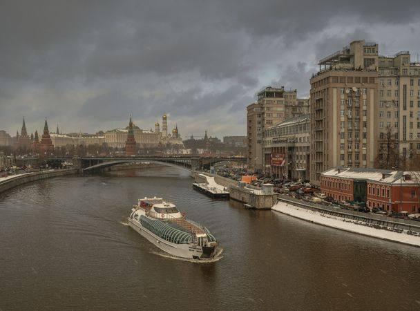 ВМоскве снова выпадет снег