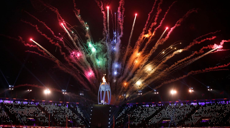 Захватывающее открытие зимней Паралимпиады, которое потрясло весь мир (18 фото)
