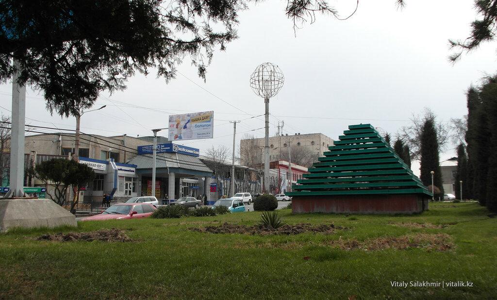 Центр Оша