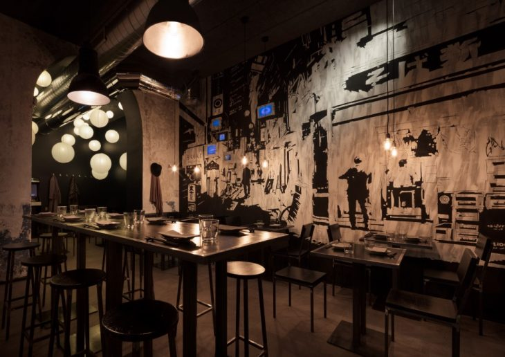 Kanpai Japanese contemporary by Vudafieri-Saverino Partners (46 pics)