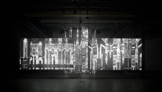 Installations Installation Videos activism stories light anamorphosis video
