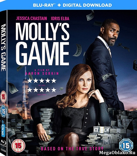 Большая игра / Molly's Game (2017/BDRip/HDRip)