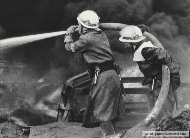 Столетний пожарный