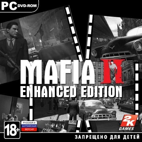 Mafia II Enhanced Edition (2010/ENG/RUS/RePack by xatab)