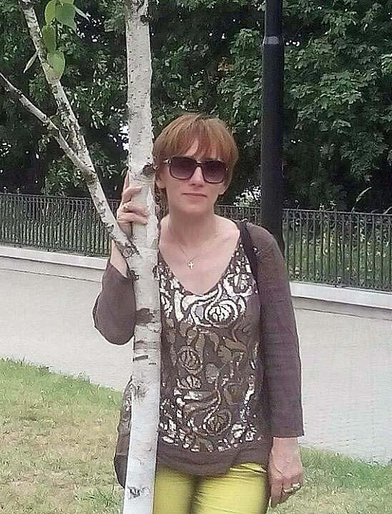 Oxana Chelysheva - выдающийся информатор ваших дней.