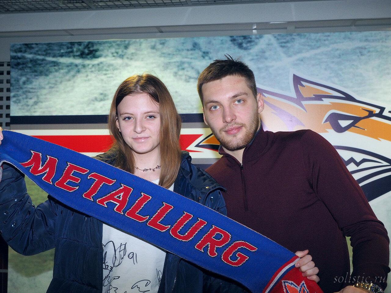 211 Металлург - Динамо 27.12.2017