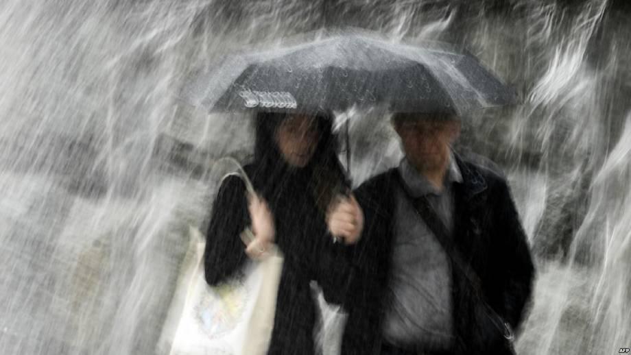 28 марта в Украине местами ожидается небольшой дождь с мокрым снегом – Укргидрометцентр