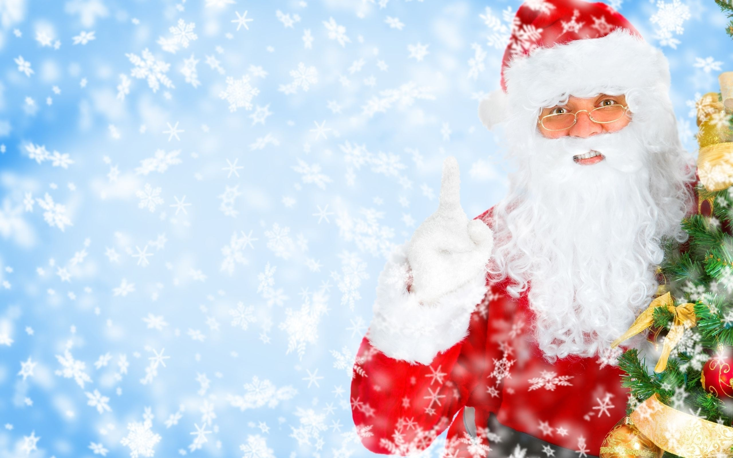 Открытки. С Днем Рождения Деда Мороза открытки фото рисунки картинки поздравления