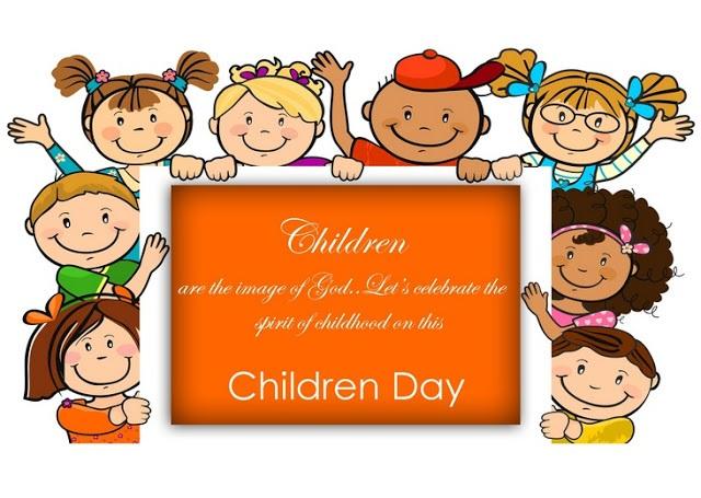 Открытки. Всемирный день ребенка. Поздравляю вас