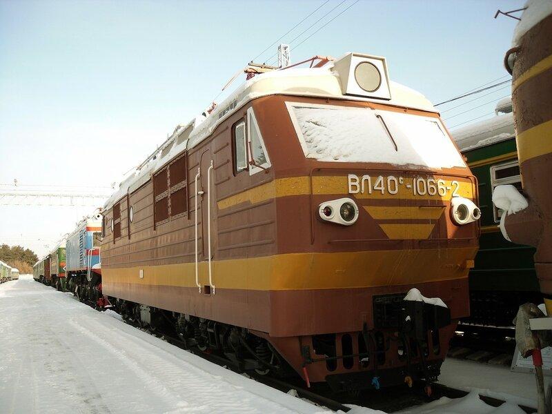 Музей железнодорожной техники им. Н. А. Акулинина, часть седьмая.