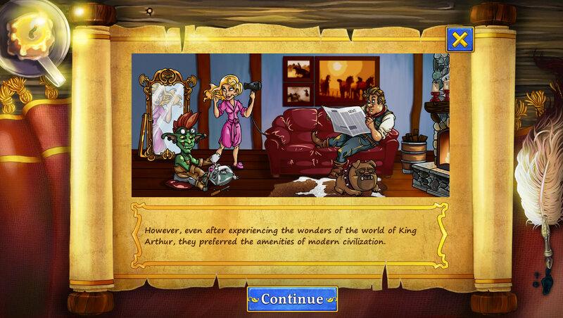 New Yankee in King Arthurs Court 5 screen 1