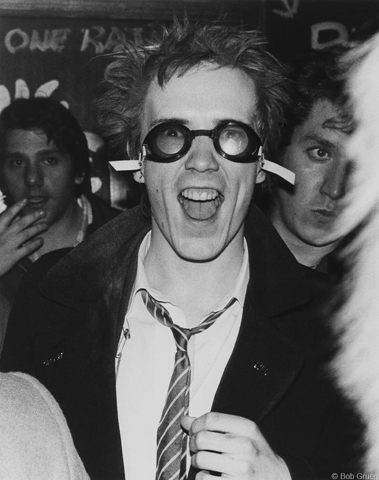 1978. Джонни Роттен