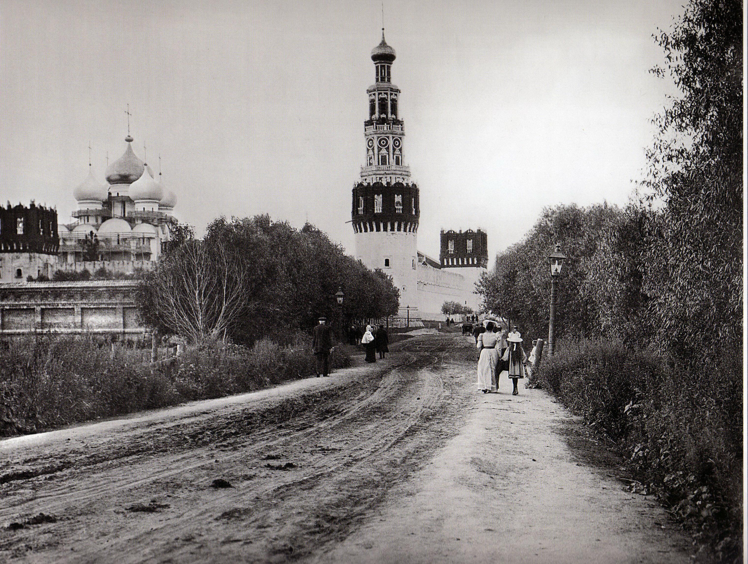 Новодевичий монастырь. 1900-е